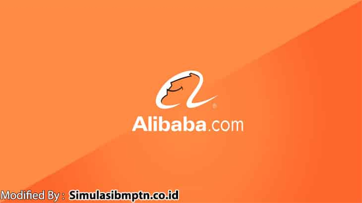 3. Menggunakan Aplikasi Alibaba