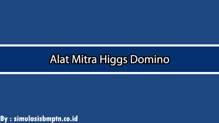 Cover Alat Mitra Higgs Domino