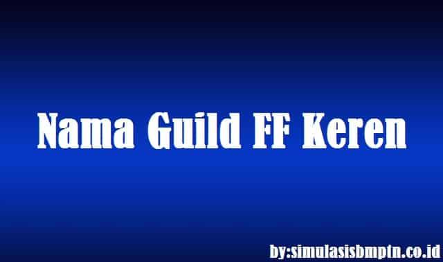 Guild sim