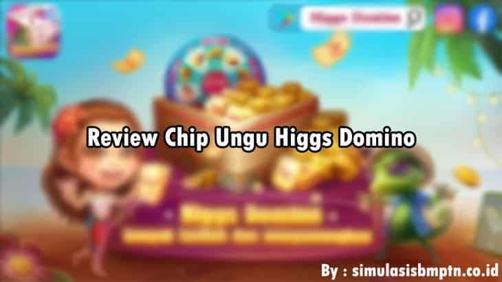 Review Chip Ungu Higgs Domino
